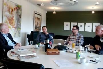 U razgovoru sa Jornom Mikelsenom, glodurom Jyllands Postena