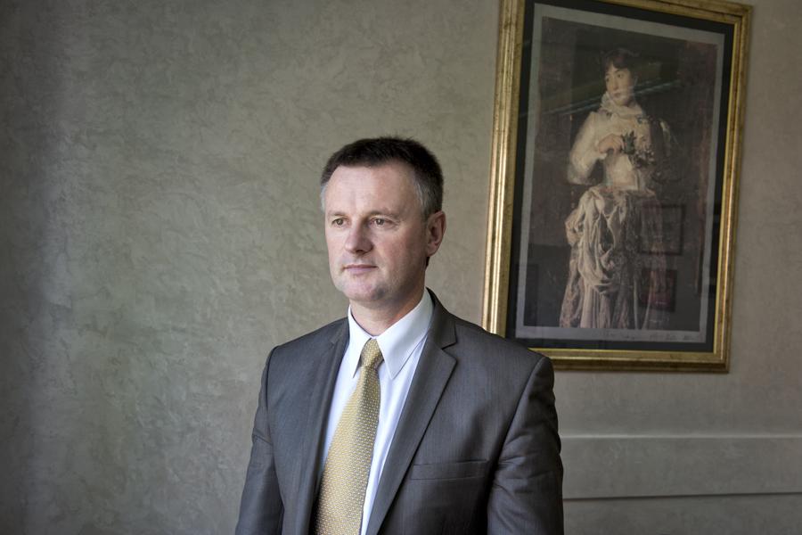Dragan Kecman, načelnik Uprave kriminalističke policije: Pokrenuo istragu sa mrtve tačke